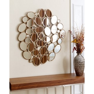 Abbyson Living Linea Wall Mirror