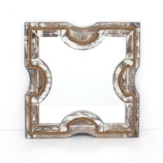 Teton Home 2 WD-034 Wood Wall Mirror