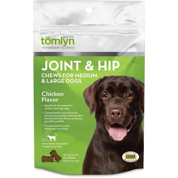 Tomlyn Joint and Hip Chews For Dogs