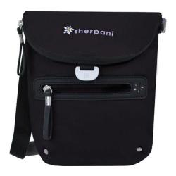 Sherpani Pica Black Small Cross Body Messenger Bag