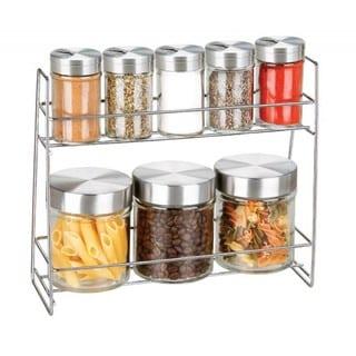Home Basics 8-piece spice Rack