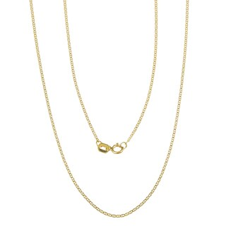 14k Yellow Gold Marina Chain Necklace