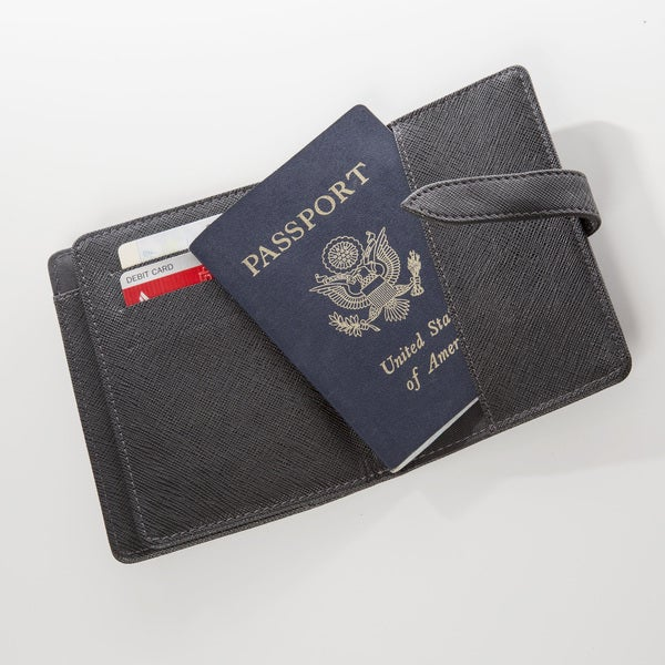 Worldly Passport Holder