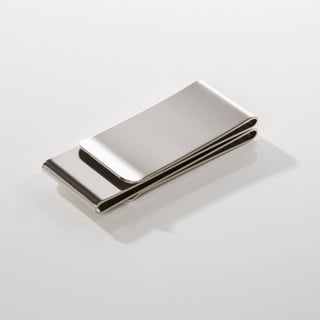 The Minimal Man's Wallet - Double Sided Money Clip