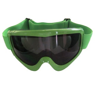 Green Goggle Costume Accessory