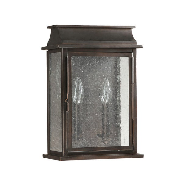 Capital Lighting Bolton Collection 2 Light Old Bronze