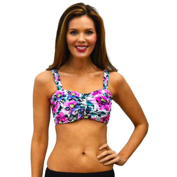 Mazu Swim Maude Floral Underwire Bikini Top