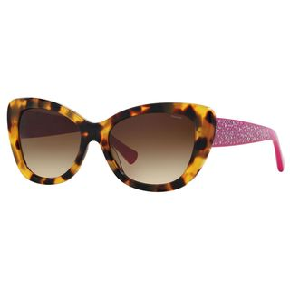 Coach Women's HC8143B L120 528613 Plastic Cat Eye Sunglasses