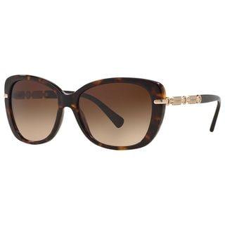 Coach Women's HC8131 L108 528113 Plastic Cat Eye Sunglasses