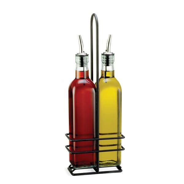 16 oz. Prima Oil and Vinegar Bottle Set