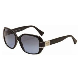 Coach Women's HC8119 L090 Bryn 500217 Plastic Square Sunglasses
