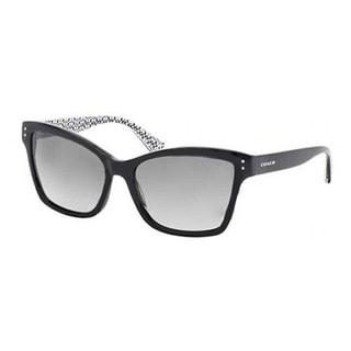 Coach Women's HC8107 L084 Archie 521411 Plastic Cat Eye Sunglasses