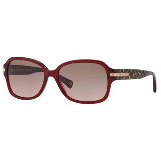 Coach Women's HC8105 L082 Amber 523614 Sunglasses