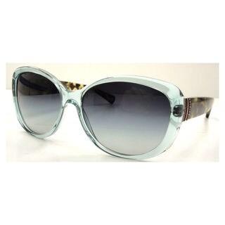 Coach Women's HC8040B L030 Keri 514611 Plastic Cat Eye Sunglasses