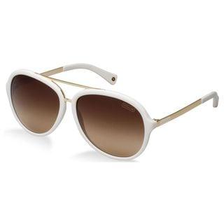 Coach Women's HC8054 L050 Kendra 511213 Plastic Pilot Sunglasses