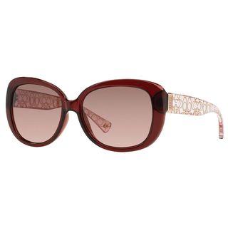 Coach Women's HC8076 L067 Laurin 515414 Sunglasses