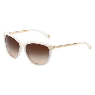 Coach Women's HC8084 L072 Celia 518113 Plastic Cat Eye Sunglasses