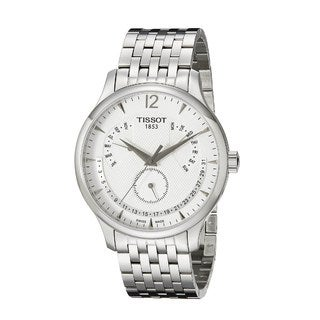 Tissot Men's T0636371103700 'T-Classic Tradition' Chronograph Stainless Steel Watch