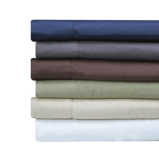 Clara Clark Rayon from Bamboo/ Cotton Bed Sheet Set