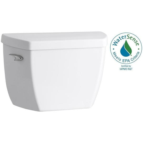 Kohler Highline Toilet Tank Only in White