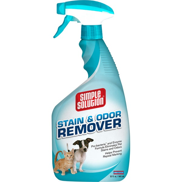 Simple Solution Stain and Odor Remover Spray 15758637