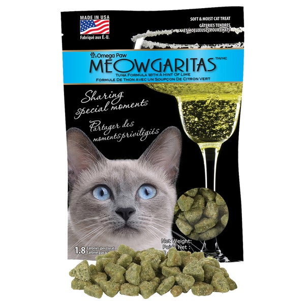 Meowgaritas Mexican Lime Cat Treats
