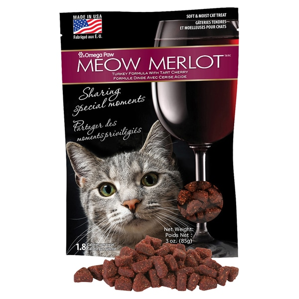 Meowmerlot Cat Treats