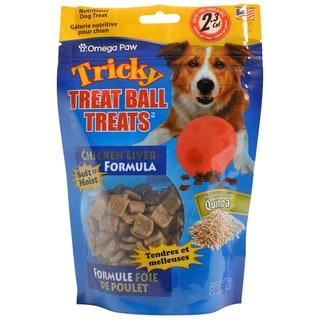 Tricky Treat Ball Treats