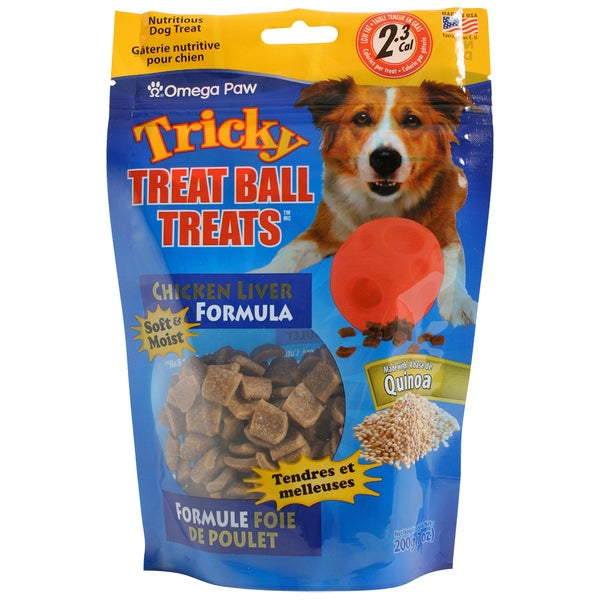 Tricky Treat Ball Treats