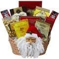 Santa's Favorite Snacks and Treats Christmas Holiday Gift Basket