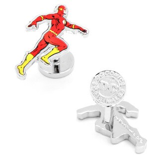 DC Comics The Flash Action Cufflinks