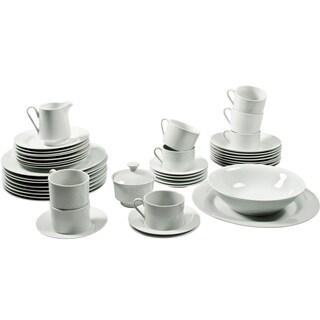 10 Strawberry Street Round Dinnerware 45-piece Set