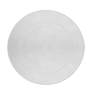 Hammered Glass 13-inch Charger Plate (Set of 6)