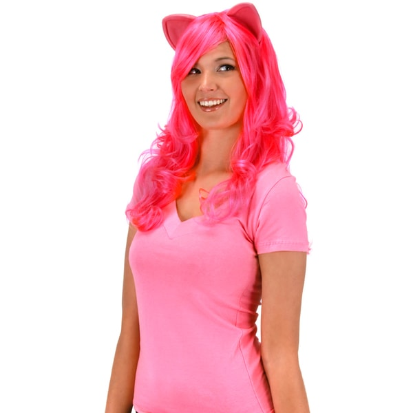 My Little Pony Pinkie Pie Costume Wig