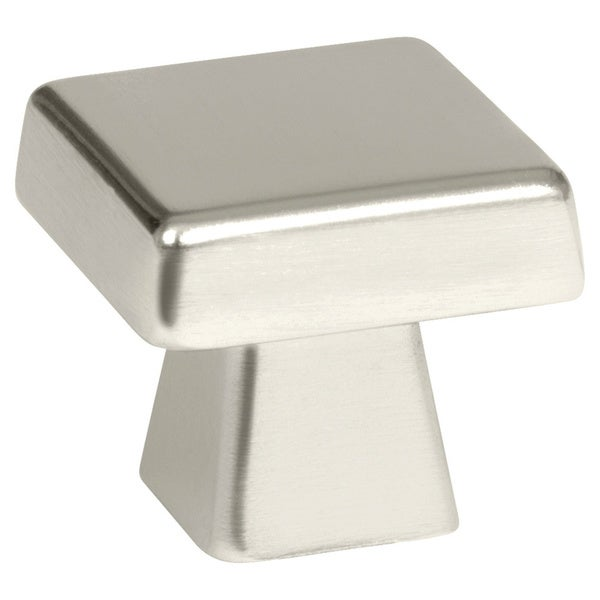 Amerock Blackrock 1.125-inch Square Cabinet Knob (Pack of 5)