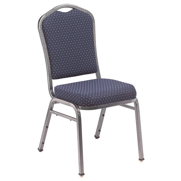 9300 Series Fabric Stack Chairs - 4 Pack