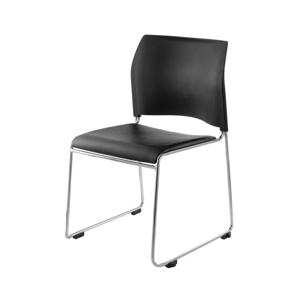 Flipper Table and Vinyl Padded Stack Chair Training Pack