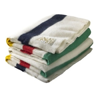 Woolrich Hudson's Bay Multi 6-point Queen Blanket
