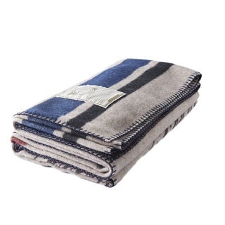 Woolrich Americana Jacquard Throw