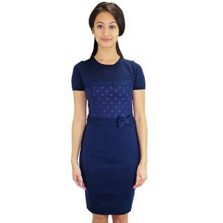 Relished Women's Navy Trina Dress