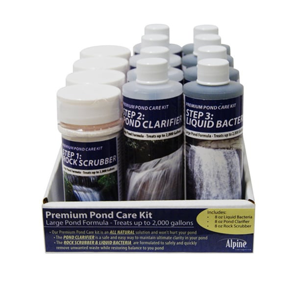 Large Pond Cleaner - Set of 3