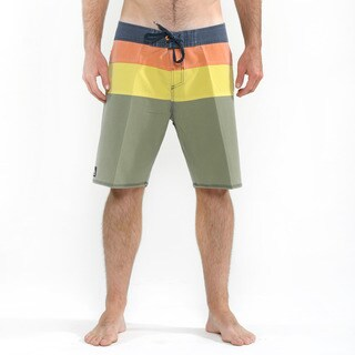 Quicksilver Men's Sunfist Cypher No Frills Boardshorts