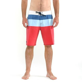 Quicksilver Men's Chili Pepper Cypher No Frills Boardshorts