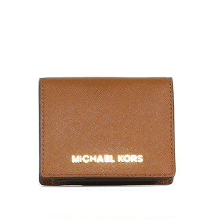MICHAEL by Michael Kors Luggage Jet Set Travel Flap Card Holder