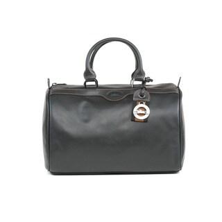 Longchamp Black AU Sultan BKT Small Duffle Bag
