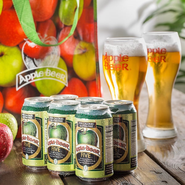 Apple Beer Anniversary Gift Bundle
