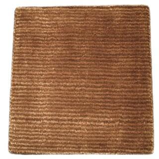 Ashlee Brown Hand Tufted Rug (1.6' x 1.6')
