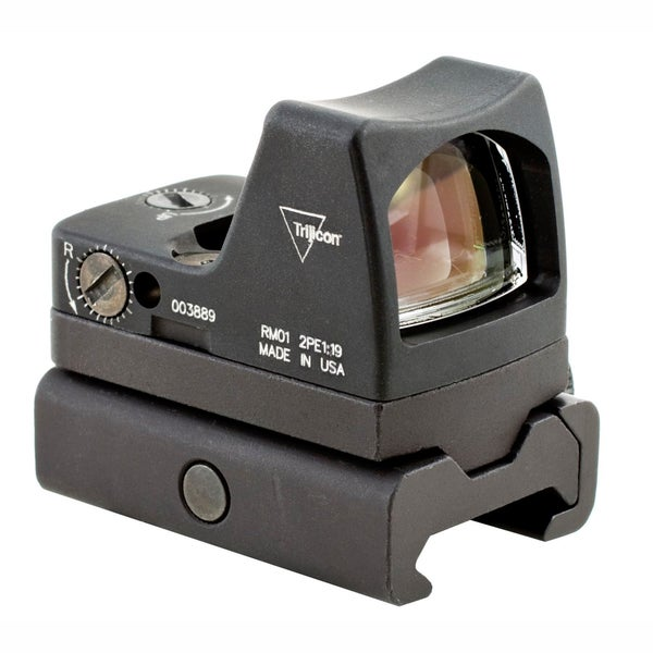 Trijicon RMR Sight 3.5 Minutes Of Angle with RM34 Picatinny