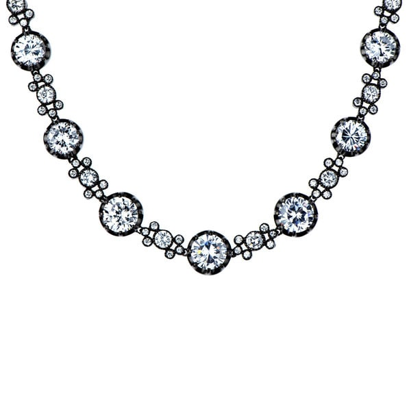 Sterling Silver Antique Jewelry Necklace