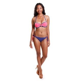 Hadari Women's Two-tone Bikini